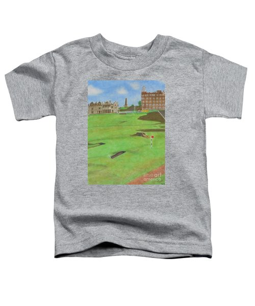 St. Andrews Toddler T-Shirt