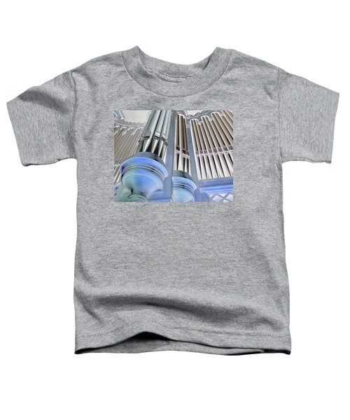 St Augustine Fantasy Organ Toddler T-Shirt