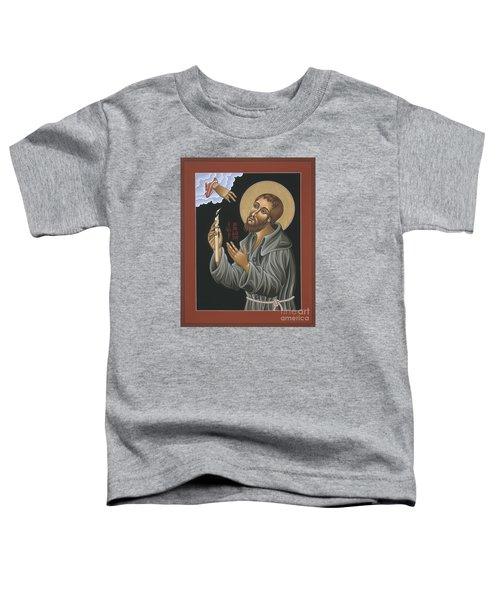 St. Benedict Joseph Labre 062 Toddler T-Shirt