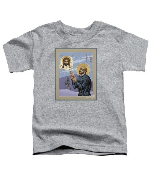 St. Ignatius Amidst Alaska 141 Toddler T-Shirt