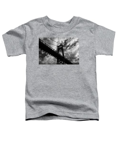 St Johns Bridge Toddler T-Shirt