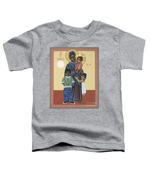 St. Josephine Bakhita Universal Sister 095 Toddler T-Shirt