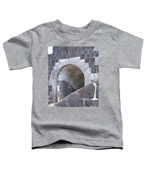 St. Kitts  - Brimstone Hill Fortress Toddler T-Shirt