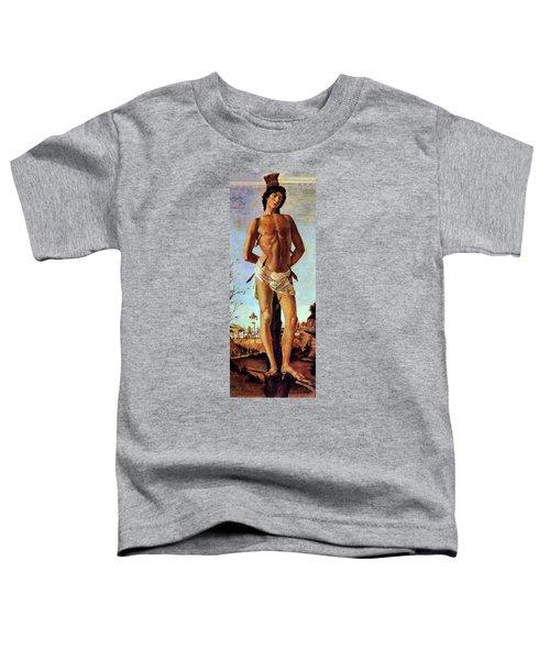 St. Sebastian Toddler T-Shirt