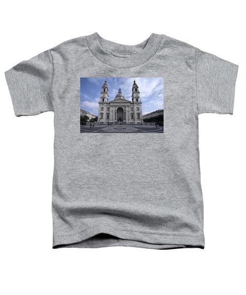 St Stephens Basilica Budapest Toddler T-Shirt