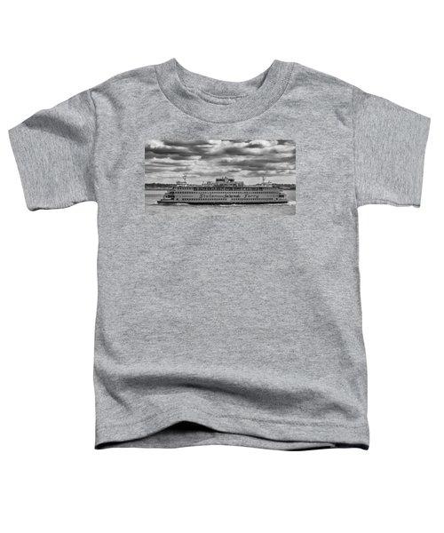 Staten Island Ferry 10484 Toddler T-Shirt