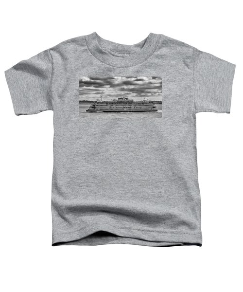 Staten Island Ferry 10484 Toddler T-Shirt