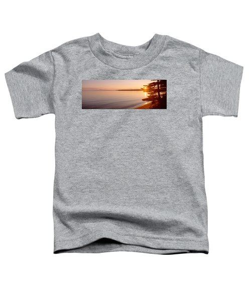 Stockton Island, Lake Superior Toddler T-Shirt