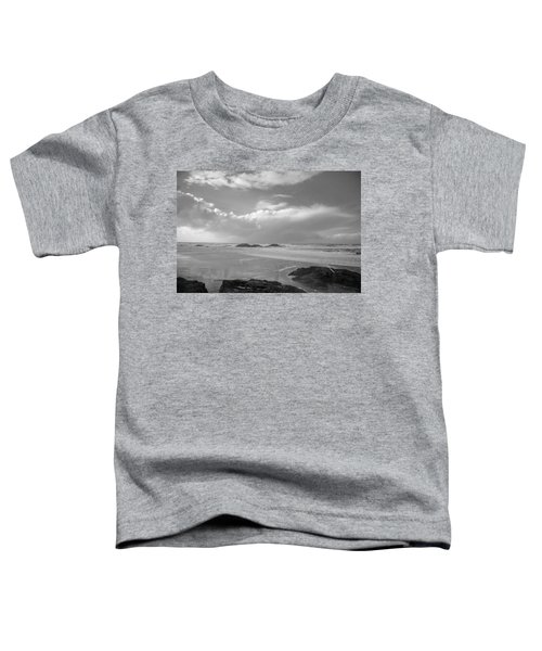 Storm Approaching Toddler T-Shirt