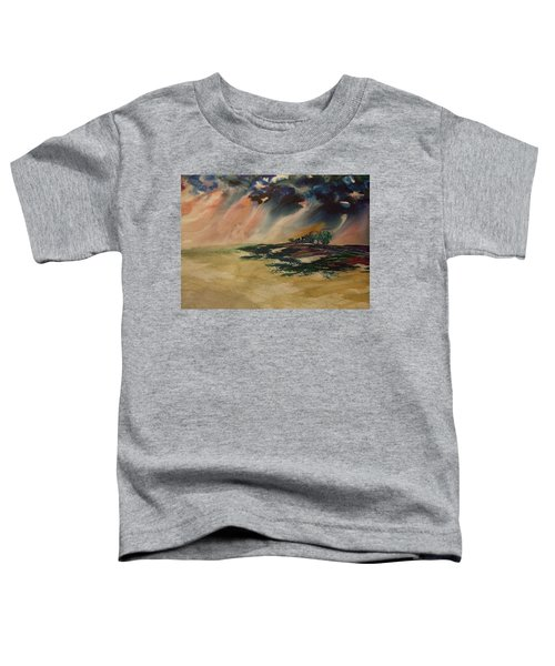 Storm In The Heartland Toddler T-Shirt