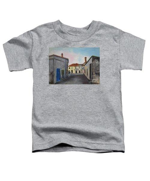 Street View From Kavran Toddler T-Shirt