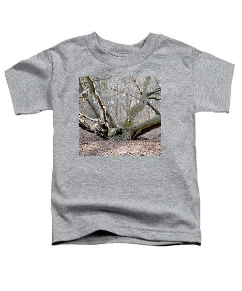 Struck By Lightning - Grafical Toddler T-Shirt