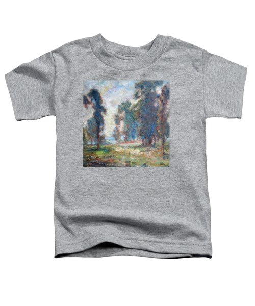 Study Of An Impressionist Master Toddler T-Shirt