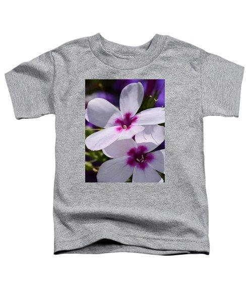 Summer Phlox Toddler T-Shirt