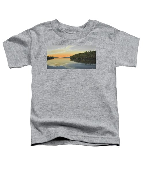Summers End Toddler T-Shirt