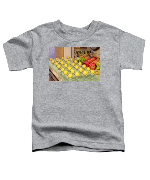 Sunny Side Up Toddler T-Shirt