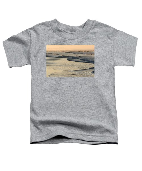 Sunrise On The Ocean Toddler T-Shirt
