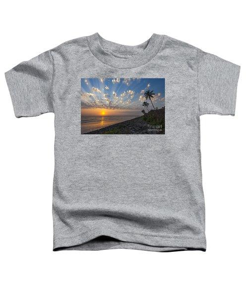 Sunset At Alibag, Alibag, 2007 Toddler T-Shirt