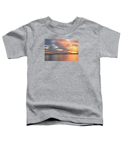 Sunset Magic Toddler T-Shirt