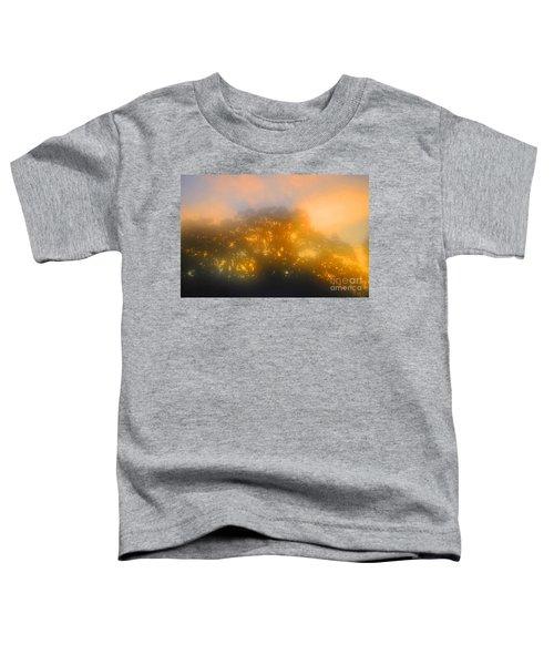 Sunset Mocks Sunrise Toddler T-Shirt