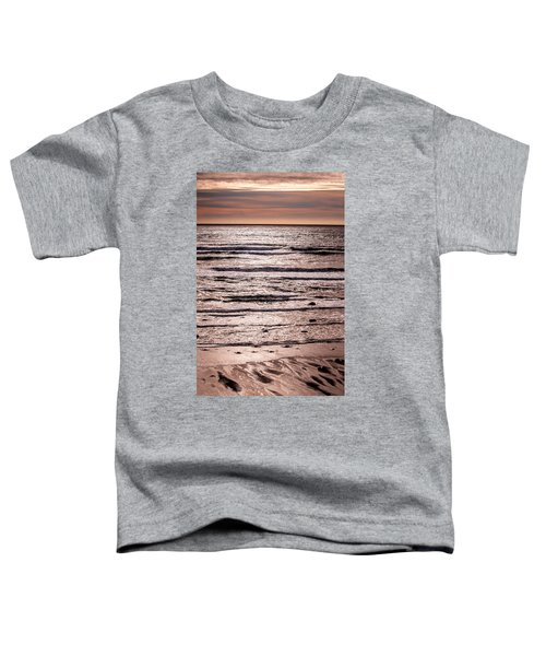 Sunset Ocean Toddler T-Shirt