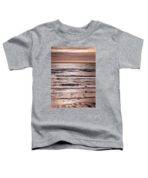 Sunset Ocean Toddler T-Shirt