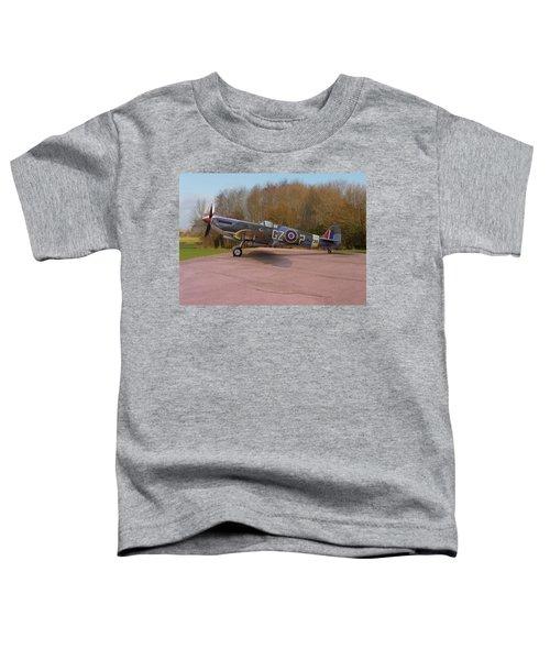 Supermarine Spitfire Hf Mk. Ixe Mj730 Toddler T-Shirt