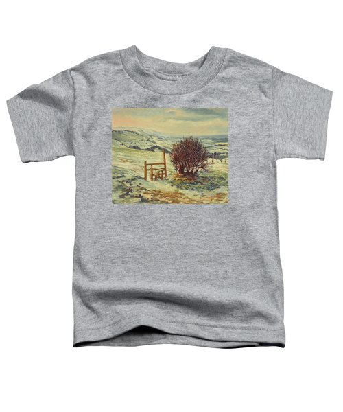 Sussex Stile, Winter, 1996 Toddler T-Shirt