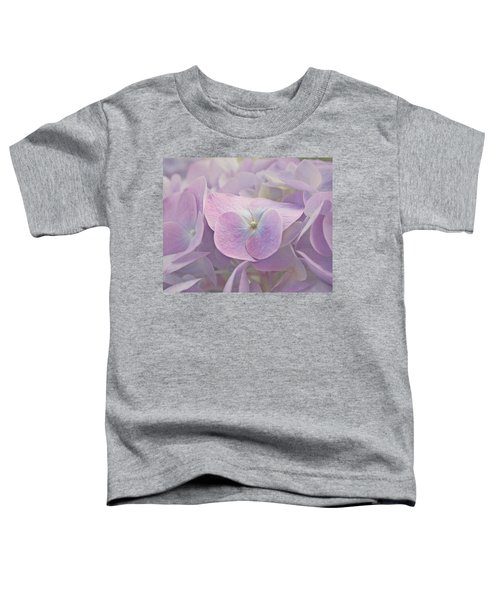 Symphony In Purple Toddler T-Shirt