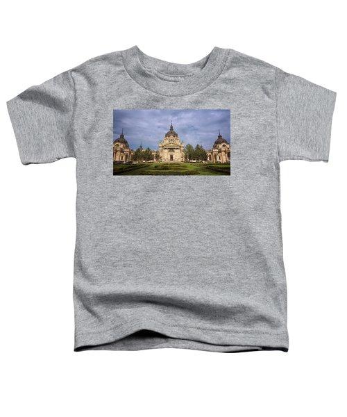 Szechenyi Baths Budapest Hungary Toddler T-Shirt