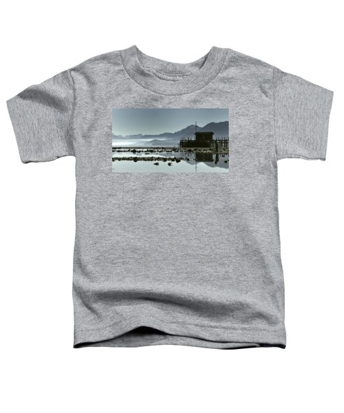 Tahoe Blue Toddler T-Shirt