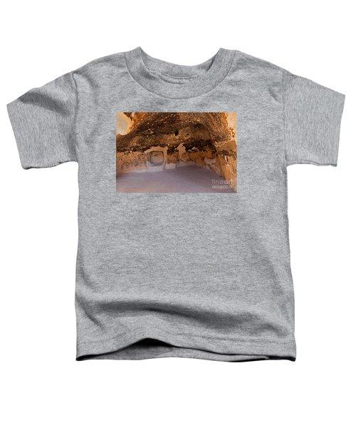 Talus Housefront Room Bandelier National Monument Toddler T-Shirt