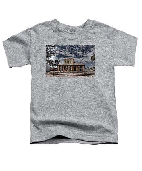 Tel Aviv First Railway Station Toddler T-Shirt