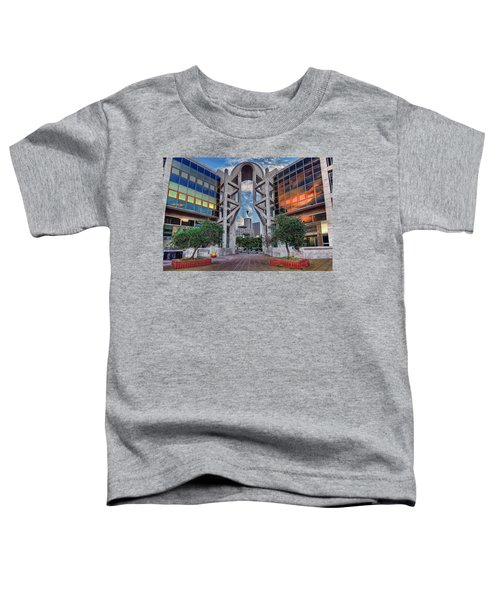 Tel Aviv Performing Arts Center Toddler T-Shirt