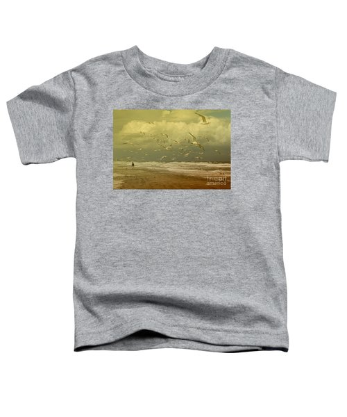 Terns In The Clouds Toddler T-Shirt