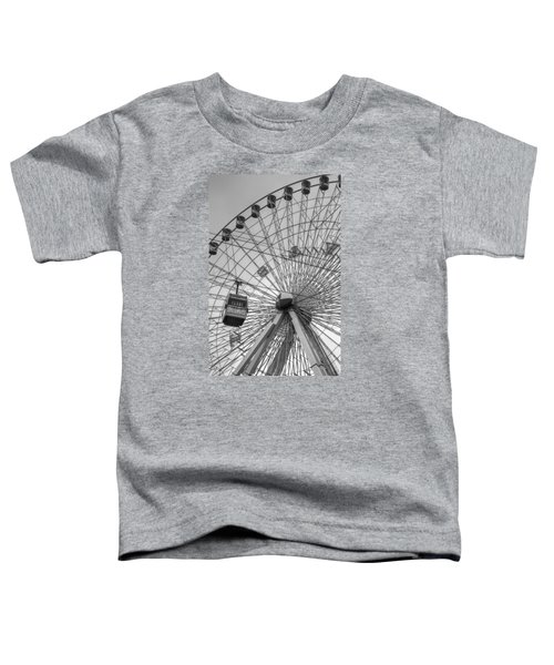 Texas Star Ferris Wheel Toddler T-Shirt