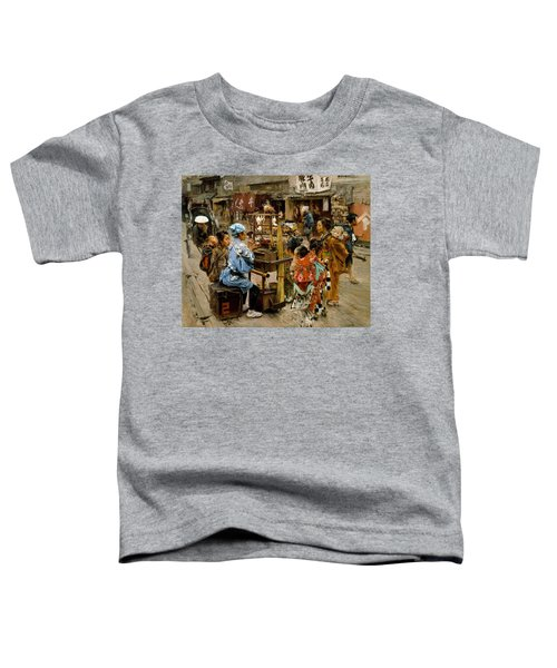 The Ameya Toddler T-Shirt