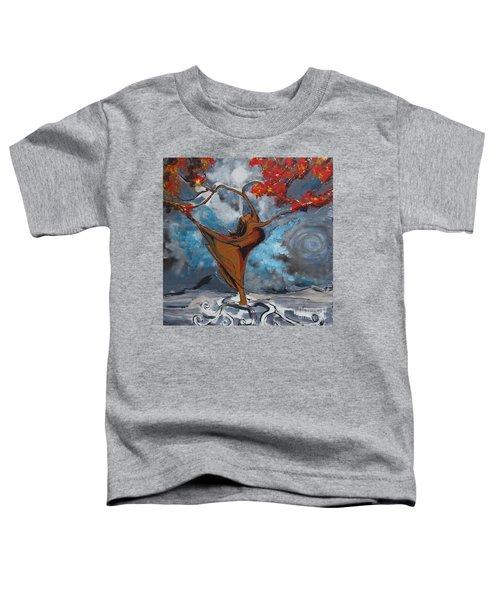 The Balancing Act Toddler T-Shirt