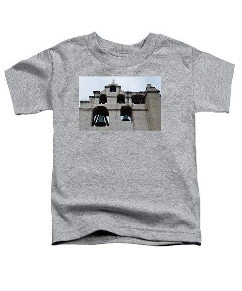 The Bells Of Mission San Gabriel Arcangel Toddler T-Shirt