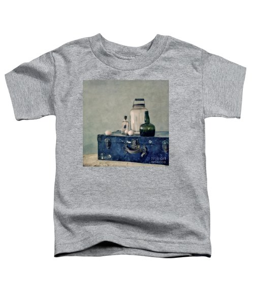 The Blue Suitcase Toddler T-Shirt