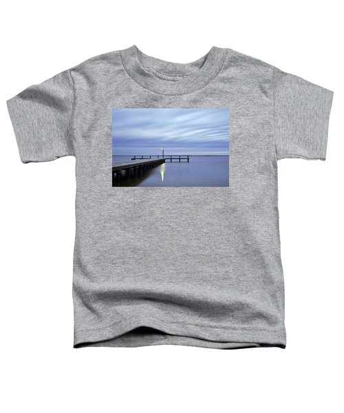 The Blues Lavallette New Jersey Toddler T-Shirt