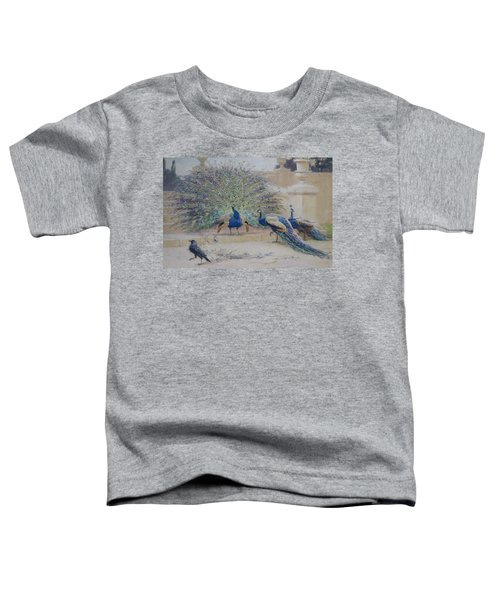 The Borrowed Plume Toddler T-Shirt