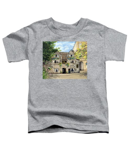 The Bridge Tea Rooms Toddler T-Shirt