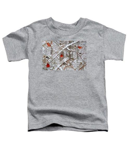 The Cardinal Rules Toddler T-Shirt