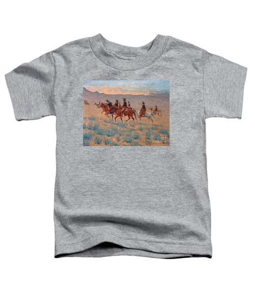 The Cowpunchers Toddler T-Shirt