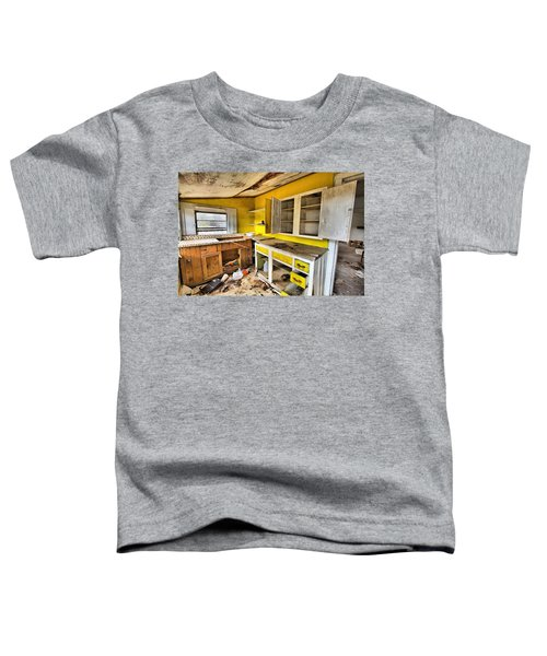 The Cupboard Is Bare Toddler T-Shirt