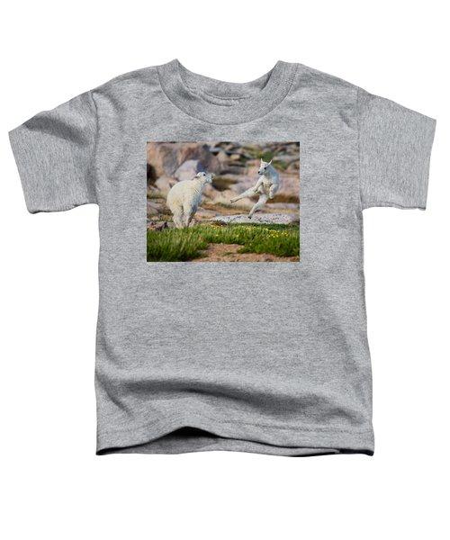 The Dance Of Joy Toddler T-Shirt