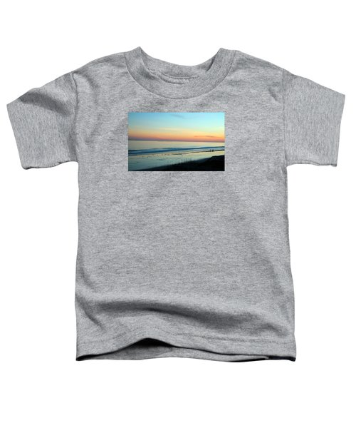 The Day Ends Toddler T-Shirt