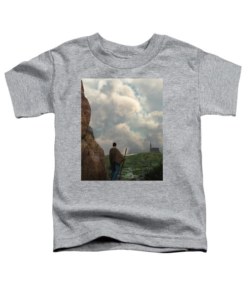 The Distant Chapel Toddler T-Shirt