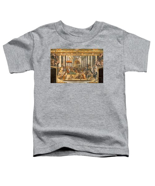 The Donation Of Rome. Toddler T-Shirt